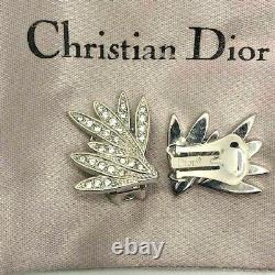 Christian Dior Earrings (Clip-on) Vintage