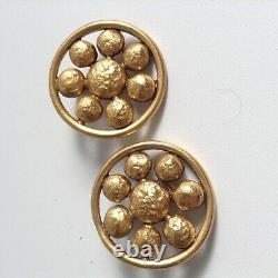 Yves Saint Laurent Vintage YSL Clip Earring